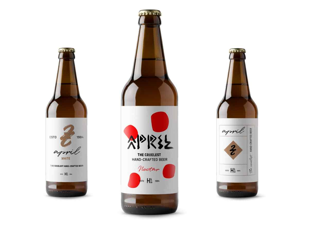Limited edition American Pale Ale
